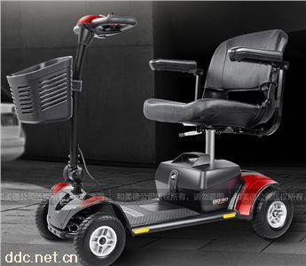 东新创美国进口Pride折叠电动代步车