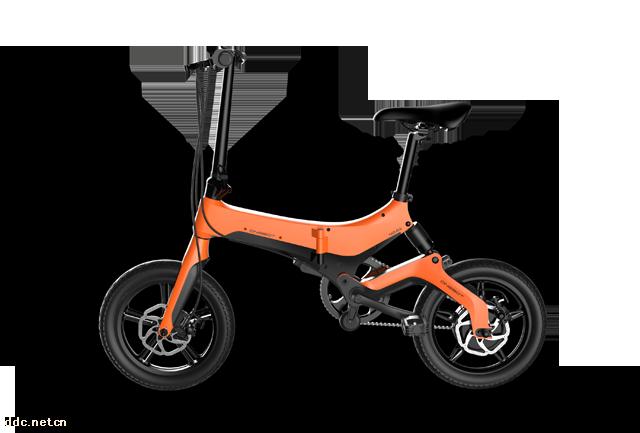 飘鱼智能折叠电动自行车S6
