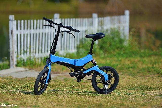 飘鱼智能折叠电动自行车