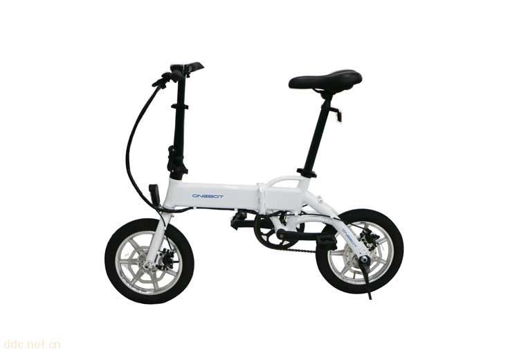 飘鱼折叠电动自行车T3