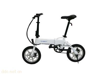 飘鱼折叠电动自行车-T3