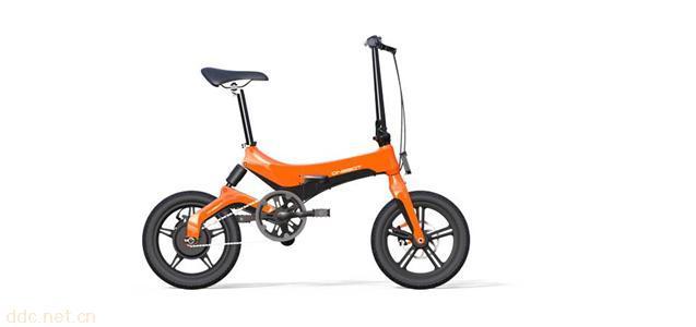 飘鱼折叠电动自行车S6