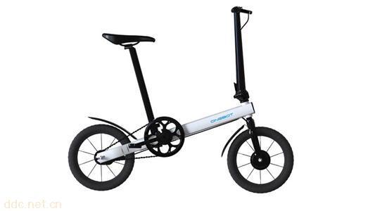 飘鱼折叠电动自行车T10