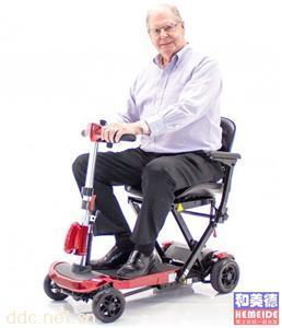 舒莱适折叠S2061老年电动代步车