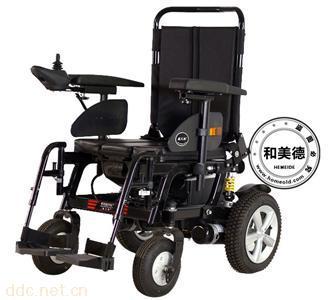 威之群1023-18带座便电动轮椅车