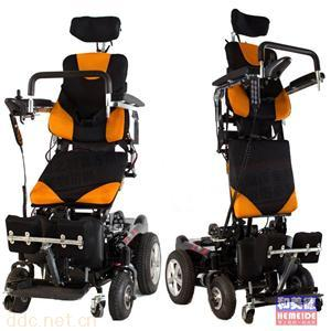 威之群1035多功能站立残疾人电动轮椅