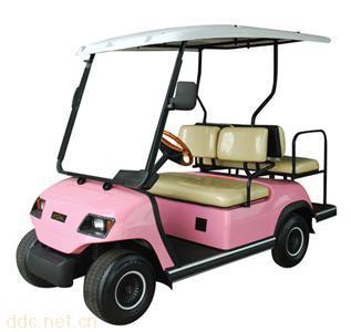 高尔夫球电动观光车四人座