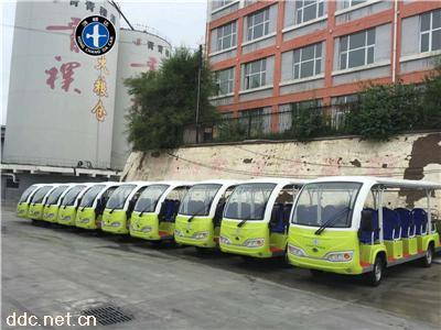 14座电动游览观光车