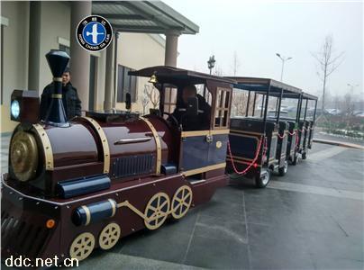 主题公园小火车