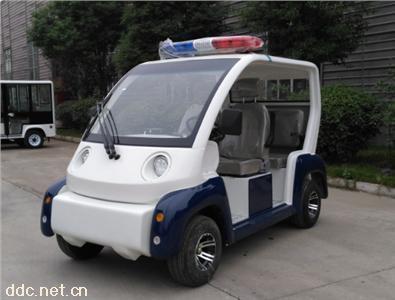米森4座电动巡逻车-交流