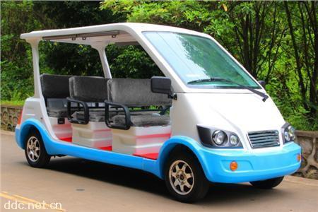 米森经典款8座电动观光车