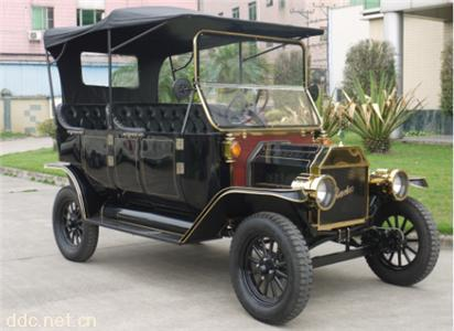 米森5座仿古老爷车