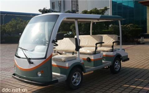 米森牌11座旅游电动观光车