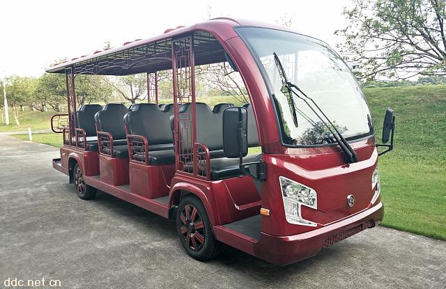 米森牌新15座电动观光车