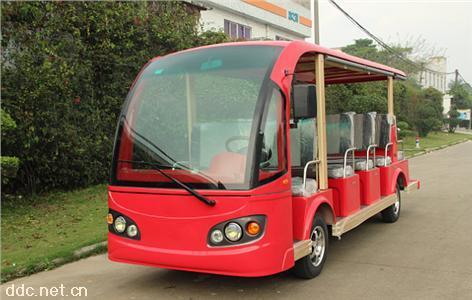 米森牌学校专用14座电动观光车