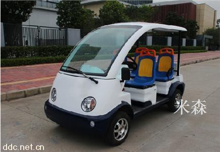 米森5座电动巡逻车-治安巡逻车