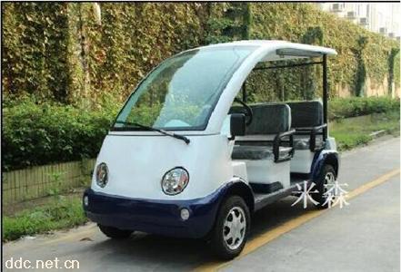 最新经典款4座电动巡逻车