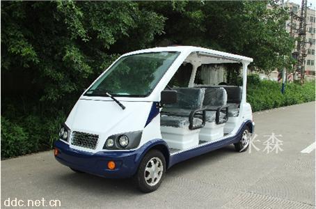米森景區8座電動觀光車