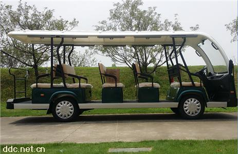 米森15座电动观光车