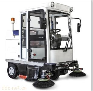 米森新型电动封闭式扫地机