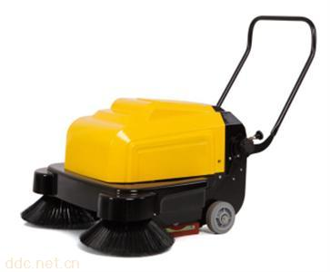 米森电动手推式扫地机