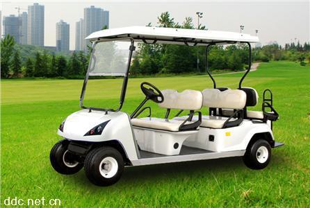 景区6座电动高尔夫球车-米森
