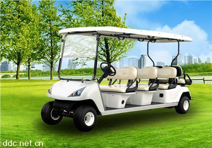 米森-8座电动高尔夫球车