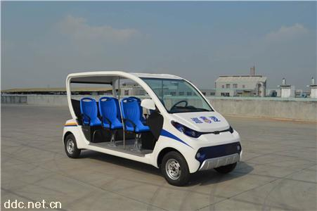 新款米森6座电动巡逻车