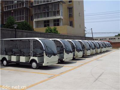 米森-11座电动观光车-MS-T11