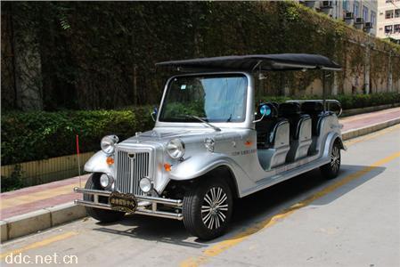米森房地产开发商8座电动老爷车