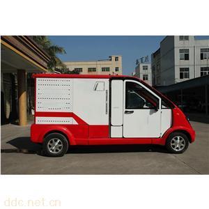 带门2座电动消防车MS-XF2M