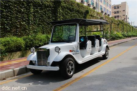 米森最新款8座电动老爷车