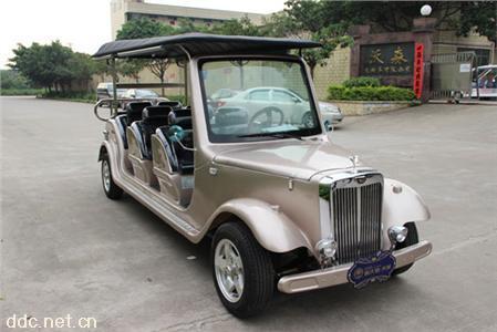 米森-8座电动老爷车