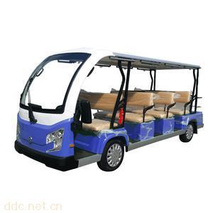 米森进口12座敞开式电动观光车