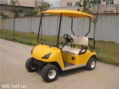 最新2座电动高尔夫球车