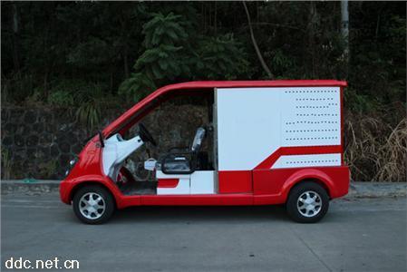 便捷式2座电动消防车MS-XF2