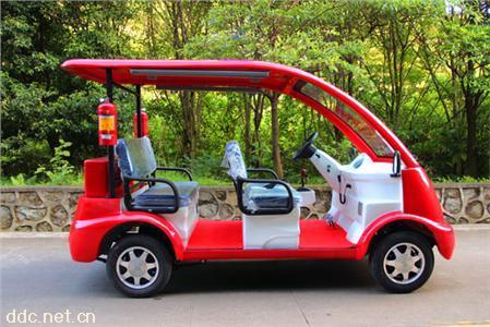 社区5座电动消防车