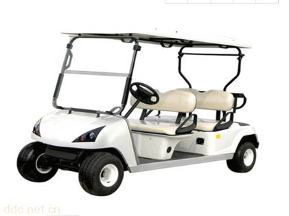 豪华4座电动高尔夫球车