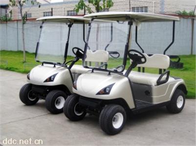 米森2座電動觀光車