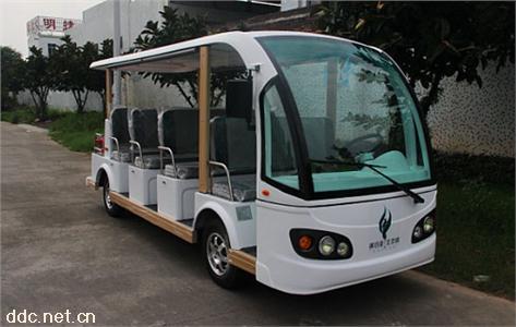 新款電動觀光車13座