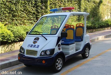 米森4座电动巡逻车