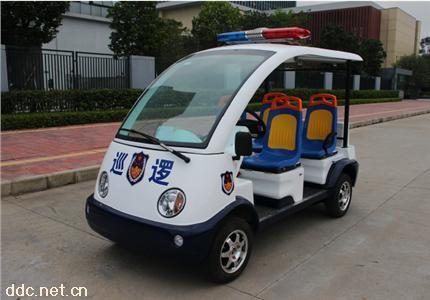 4座米森电动巡逻车