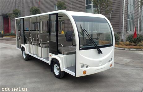 米森18座景区电动观光车