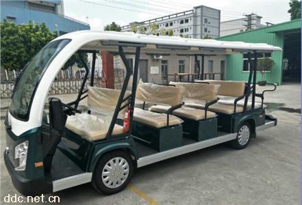 米森科技15座电动观光车