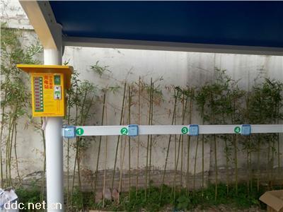 电动车充电桩充电站