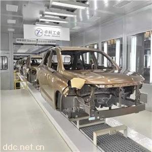 新能源低速电动车涂装生产线自动喷漆设备