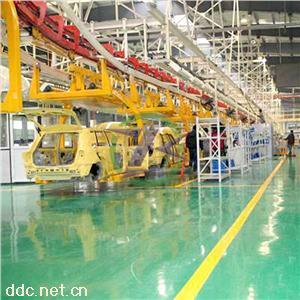 新能源电动车涂装生产线