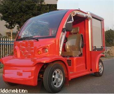 1吨电动消防车