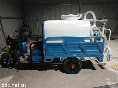 2立方三輪灑水車