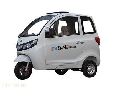 樂生電動三輪篷車